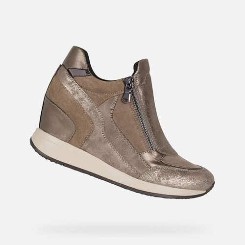 SNEAKERS DONNA GEOX NYDAME DONNA - null