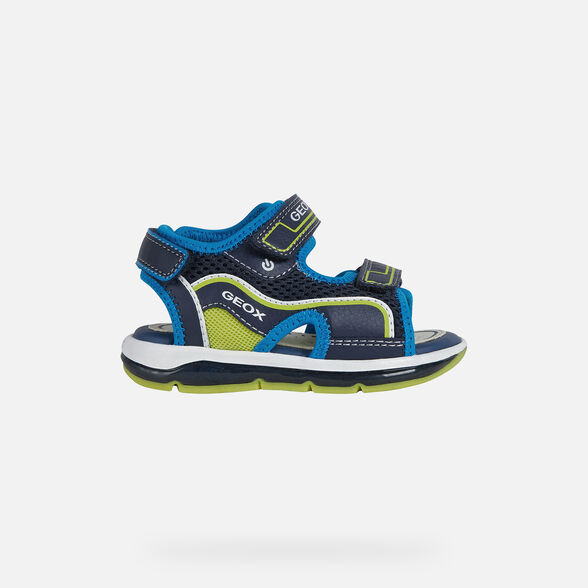 BABY LIGHT-UP SHOES GEOX TODO BABY BOY - 2