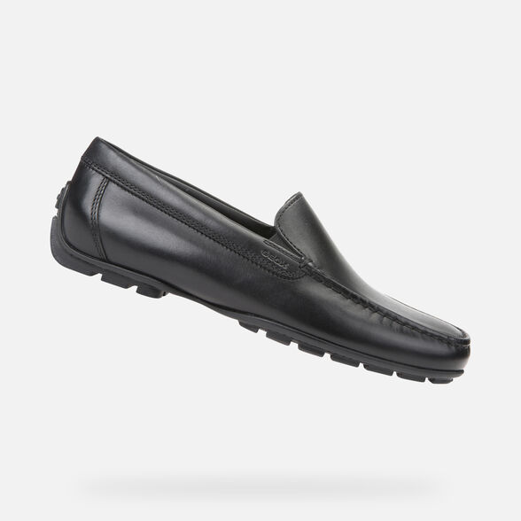 MAN LOAFERS GEOX MONER 2FIT MAN - 1