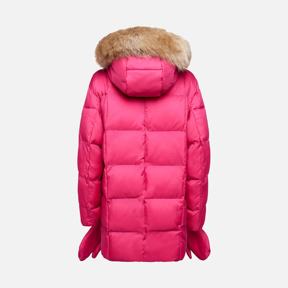 DOWN JACKETS WOMAN GEOX EMALISE WOMAN - 5