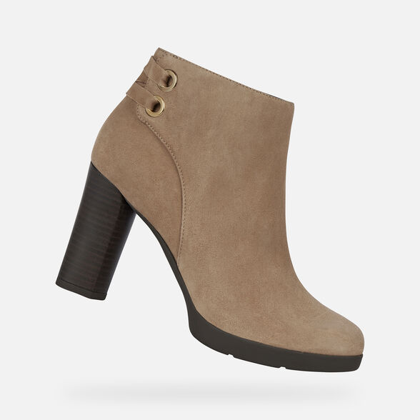 WOMAN ANKLE BOOTS GEOX ANYLLA WOMAN - 1