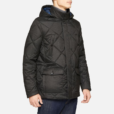 DOWN JACKETS MAN GEOX RENAN MAN