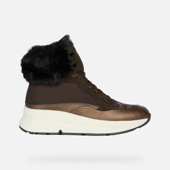 ANKLE BOOTS WOMAN GEOX BACKSIE ABX WOMAN - 2