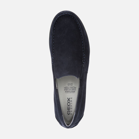 MAN LOAFERS GEOX LEITAN MAN - 6