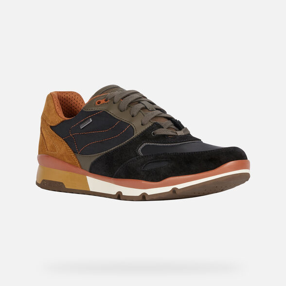 SNEAKERS MAN GEOX SANDFORD ABX MAN - 3