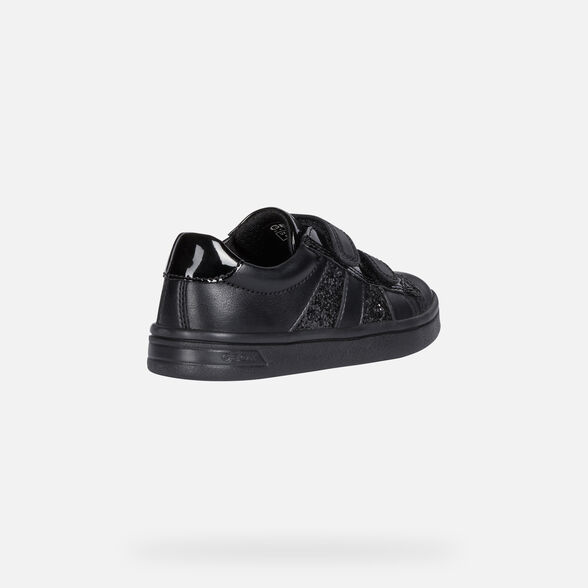 LOW TOP GIRL GEOX DJROCK GIRL - 5