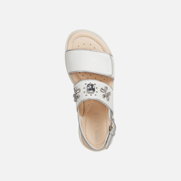 GIRL SANDALS GEOX CORALIE GIRL - 6