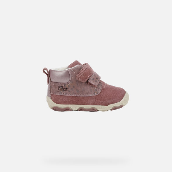 FIRST STEPS BABY GEOX NEW BALU BABY GIRL - 2