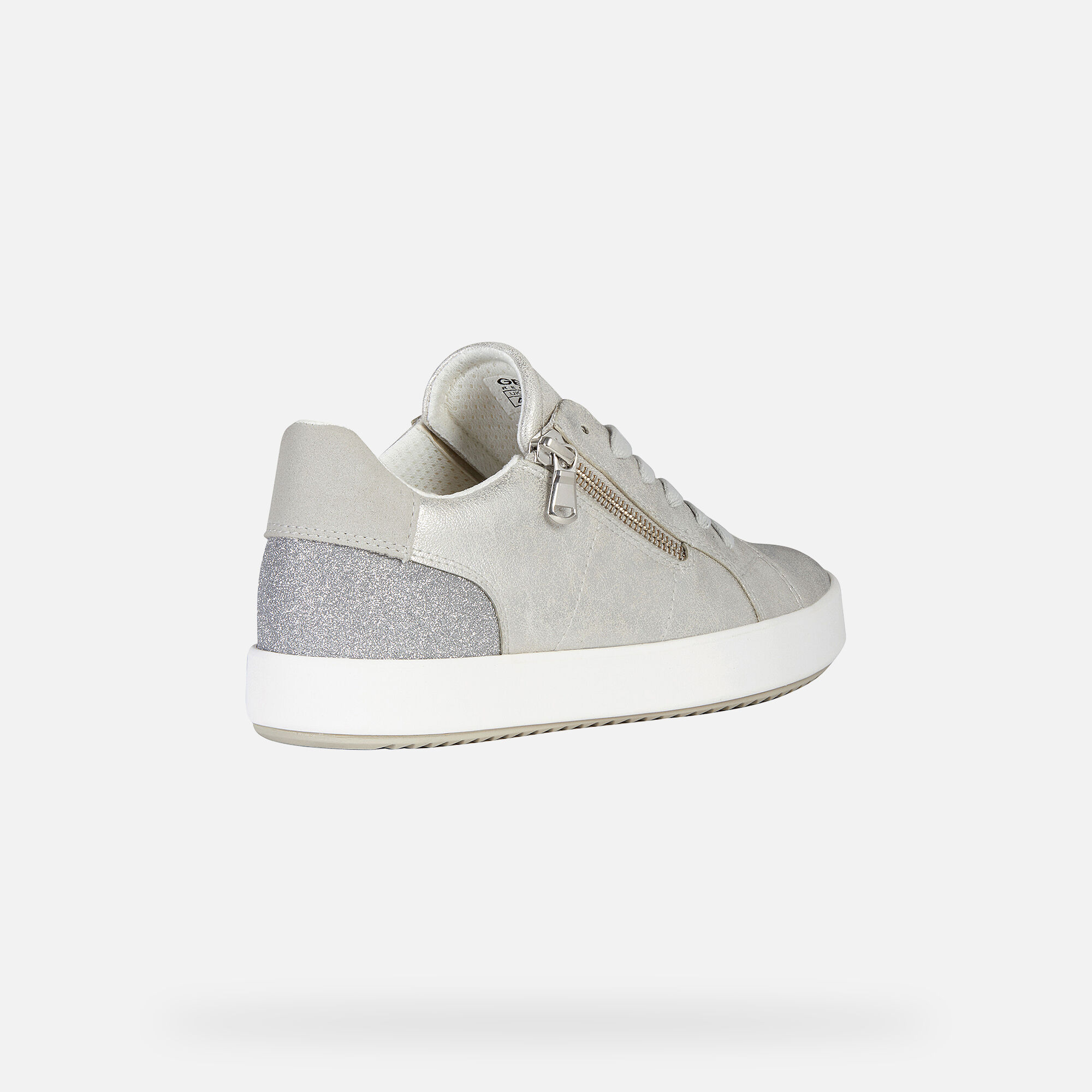 Geox Blomiee Trainers Women White Shoes Entire Collection