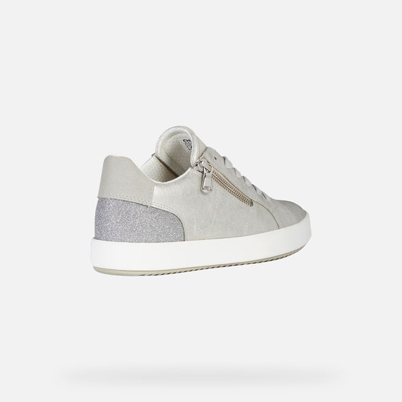 DONNA SNEAKERS GEOX BLOMIEE DONNA - 5
