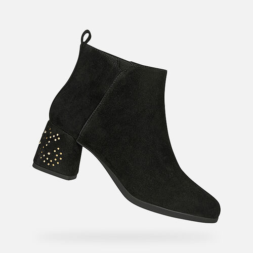 ANKLE BOOTS CALINDA MID WOMAN