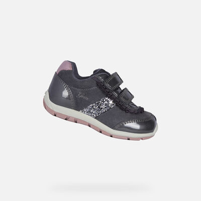 LOW TOP BABY GEOX SHAAX BABY GIRL
