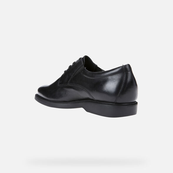 MAN FORMAL SHOES GEOX BRAYDEN ABX MAN - 4