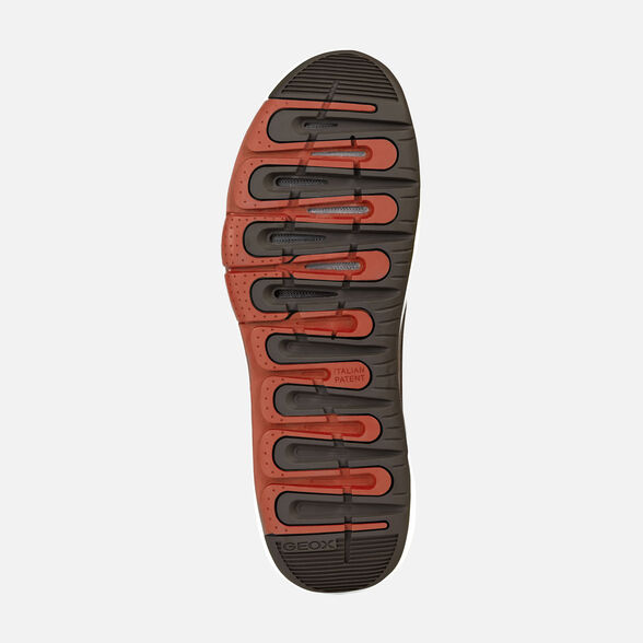 MAN BOOTS GEOX MODUAL ABX MAN - 7