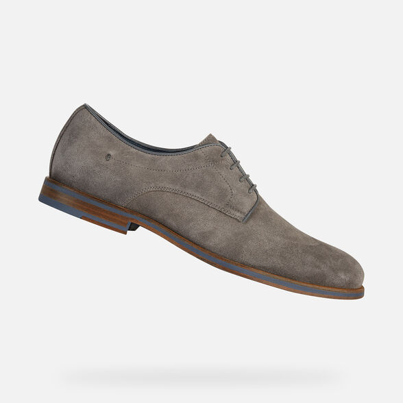 CASUAL SHOES MAN GEOX BAYLE MAN - 1
