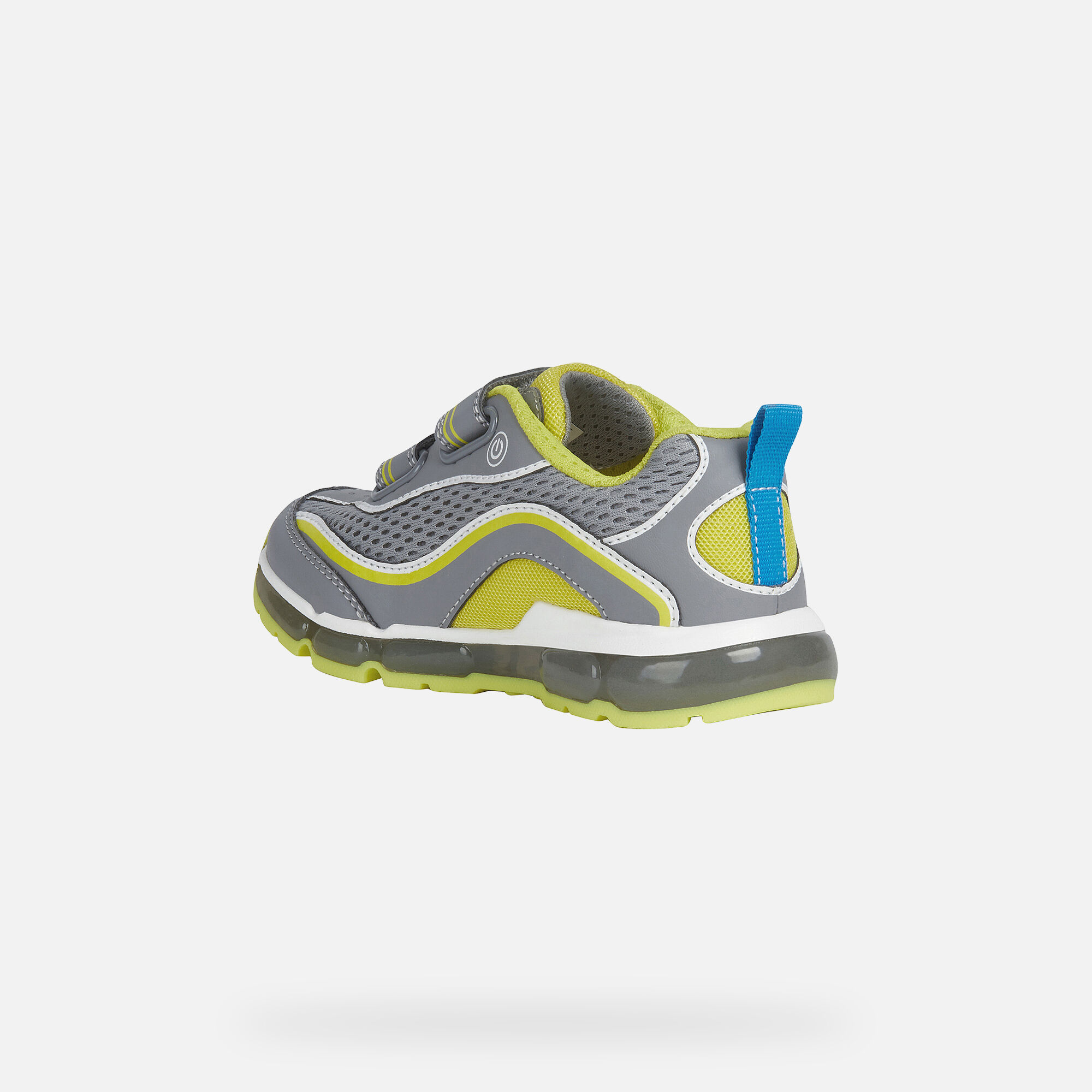 Geox ANDROID Bambino: Sneakers Grigie | Geox SS20