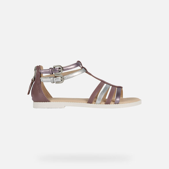 GIRL SANDALS GEOX KARLY GIRL - 2