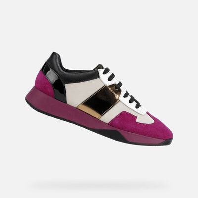 LOW TOP WOMAN GEOX SUZZIE WOMAN