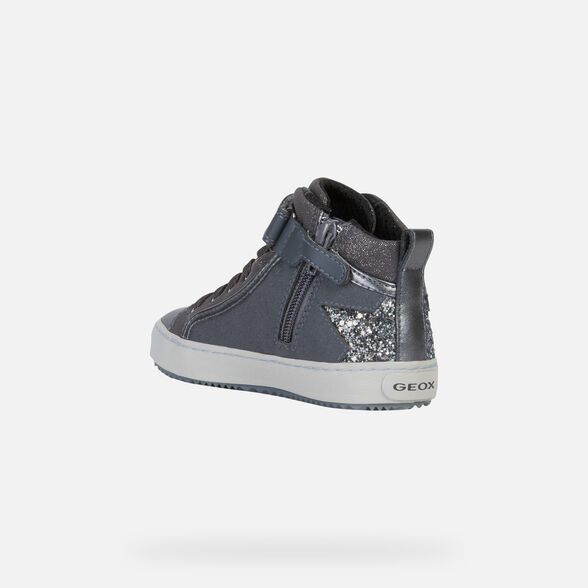 HIGH TOP GIRL GEOX KALISPERA GIRL - 4