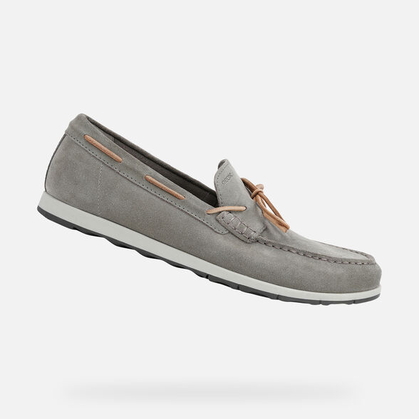 MAN LOAFERS GEOX CALAROSSA MAN - 1