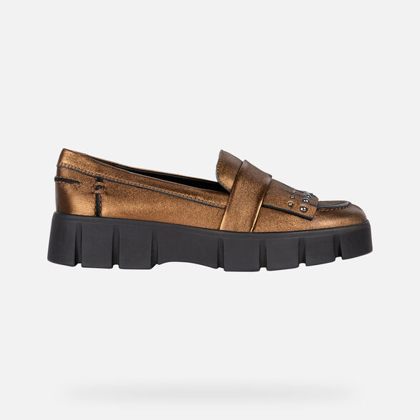 LOAFERS WOMAN GEOX GHOULA WOMAN - 2
