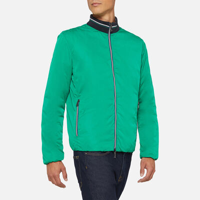 DOWN JACKETS MAN GEOX GENOVA MAN