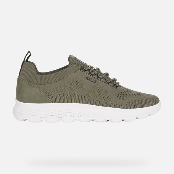 MAN SNEAKERS GEOX SPHERICA MAN  - 2