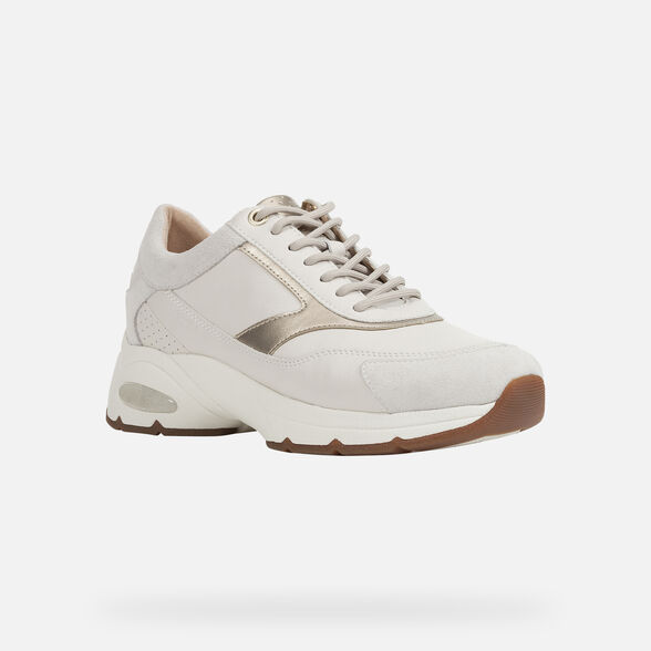 FEMME SNEAKERS GEOX ALHOUR FEMME - 3