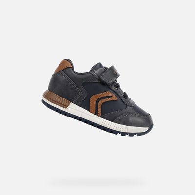 LOW TOP BABY GEOX ALBEN BABY BOY