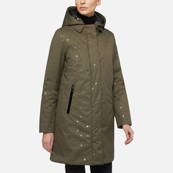 WOMAN ANORAKS GEOX GENDRY WOMAN - 4