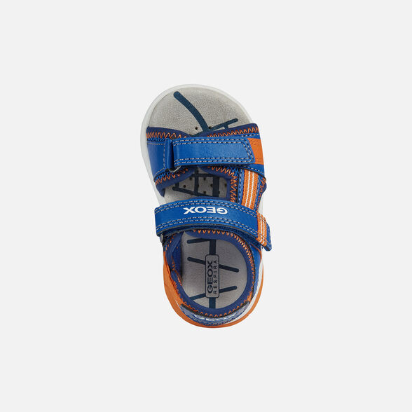 BABY SANDALS GEOX FLEXYPER BABY BOY - 6