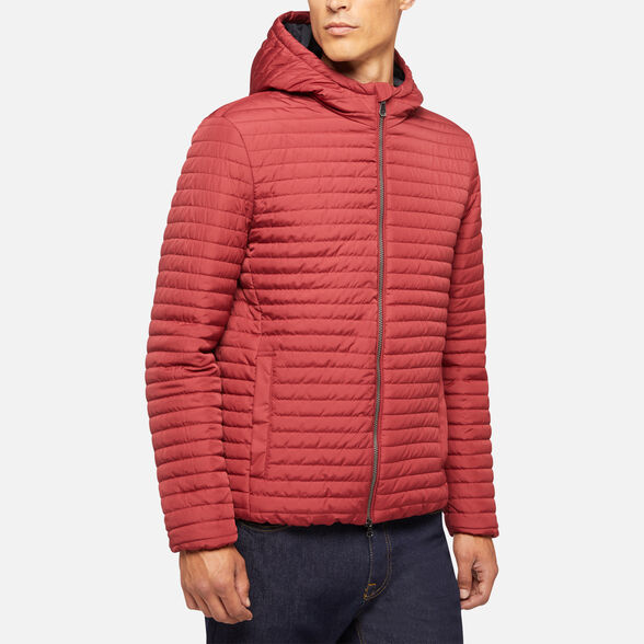 DOWN JACKETS MAN GEOX KENNET MAN - 4
