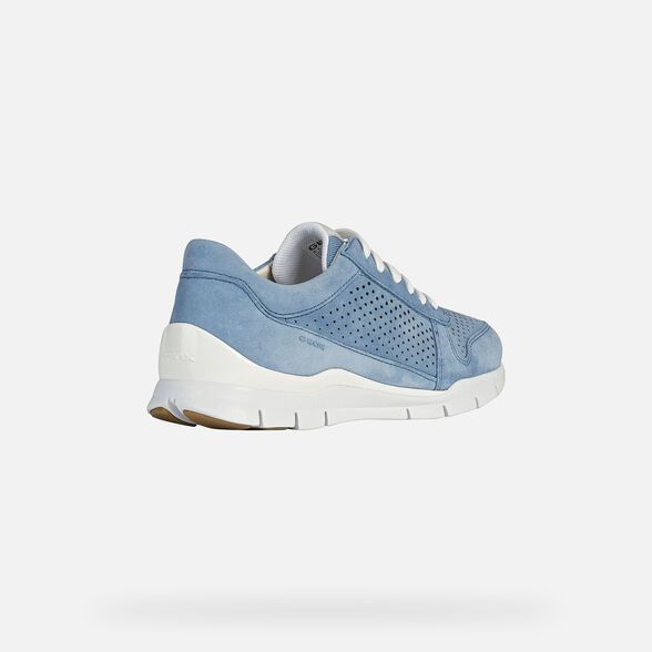 WOMAN SNEAKERS GEOX SUKIE WOMAN - 5