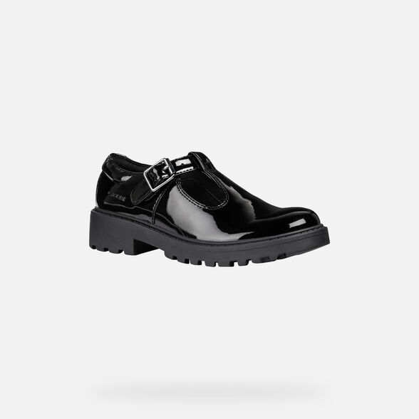 CHAUSSURES POUR UNIFORME FILLE GEOX CASEY FILLE - 3