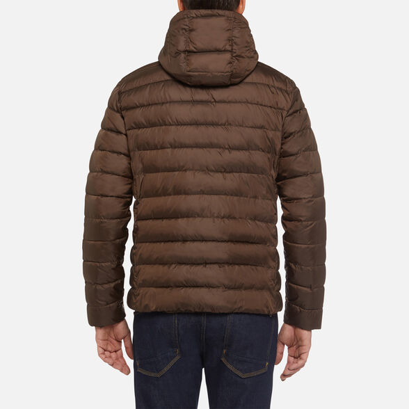 MAN DOWN JACKETS GEOX DENNIE MAN - 6