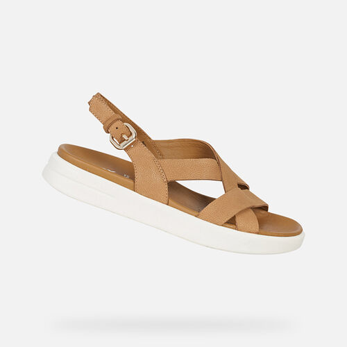 SANDALS WOMAN GEOX XAND 2S WOMAN - null