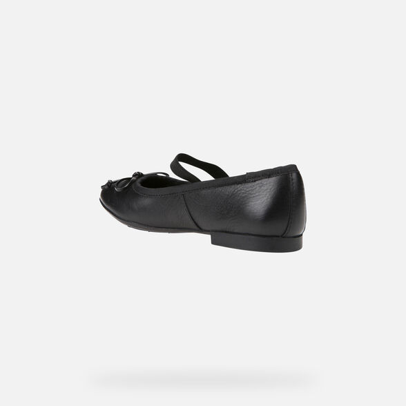 UNIFORM SHOES GIRL GEOX PLIÉ GIRL - 5