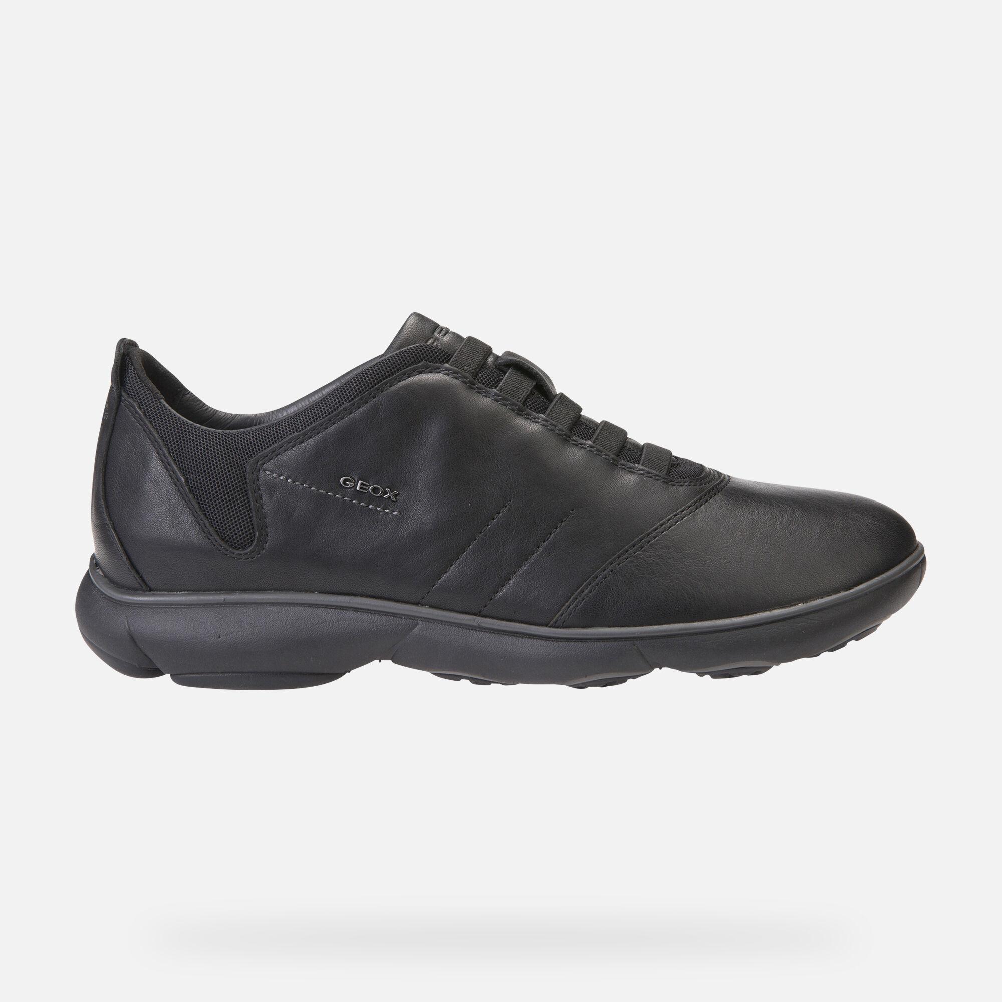 Geox NEBULA Man: Black Sneakers   Geox