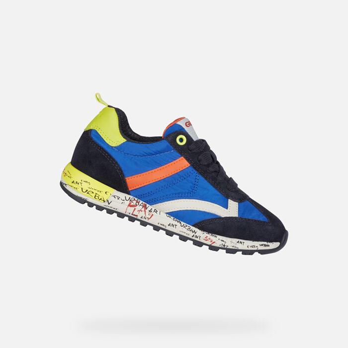 Zapatos y Zapatillas de Niño Transpirables | Geox ®