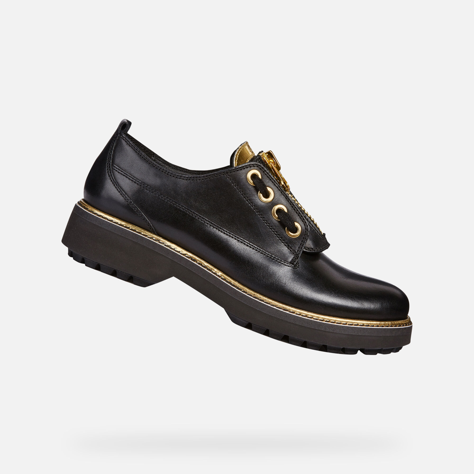 From Brogues Lace Women Ups amp; Plus Asheely Geox w6UIvXp