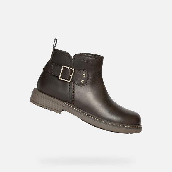 ANKLE BOOTS GIRL GEOX ECLAIR GIRL - 1