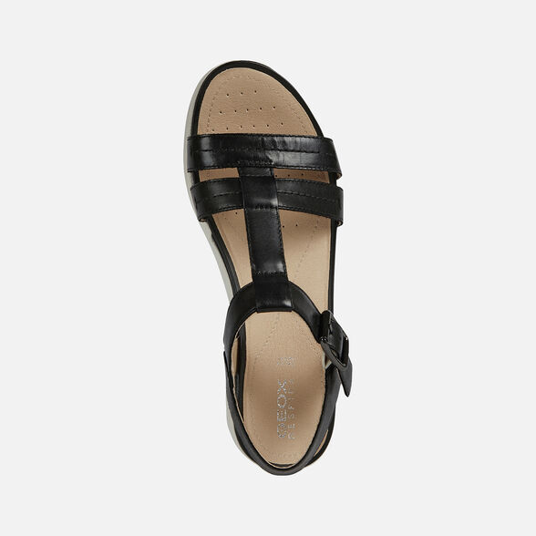 WOMAN SANDALS GEOX HIVER WOMAN - 6