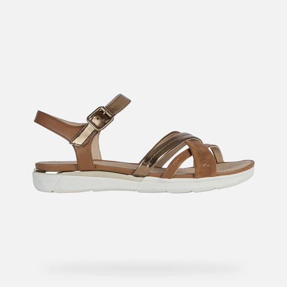 SANDALS WOMAN GEOX HIVER WOMAN - 2