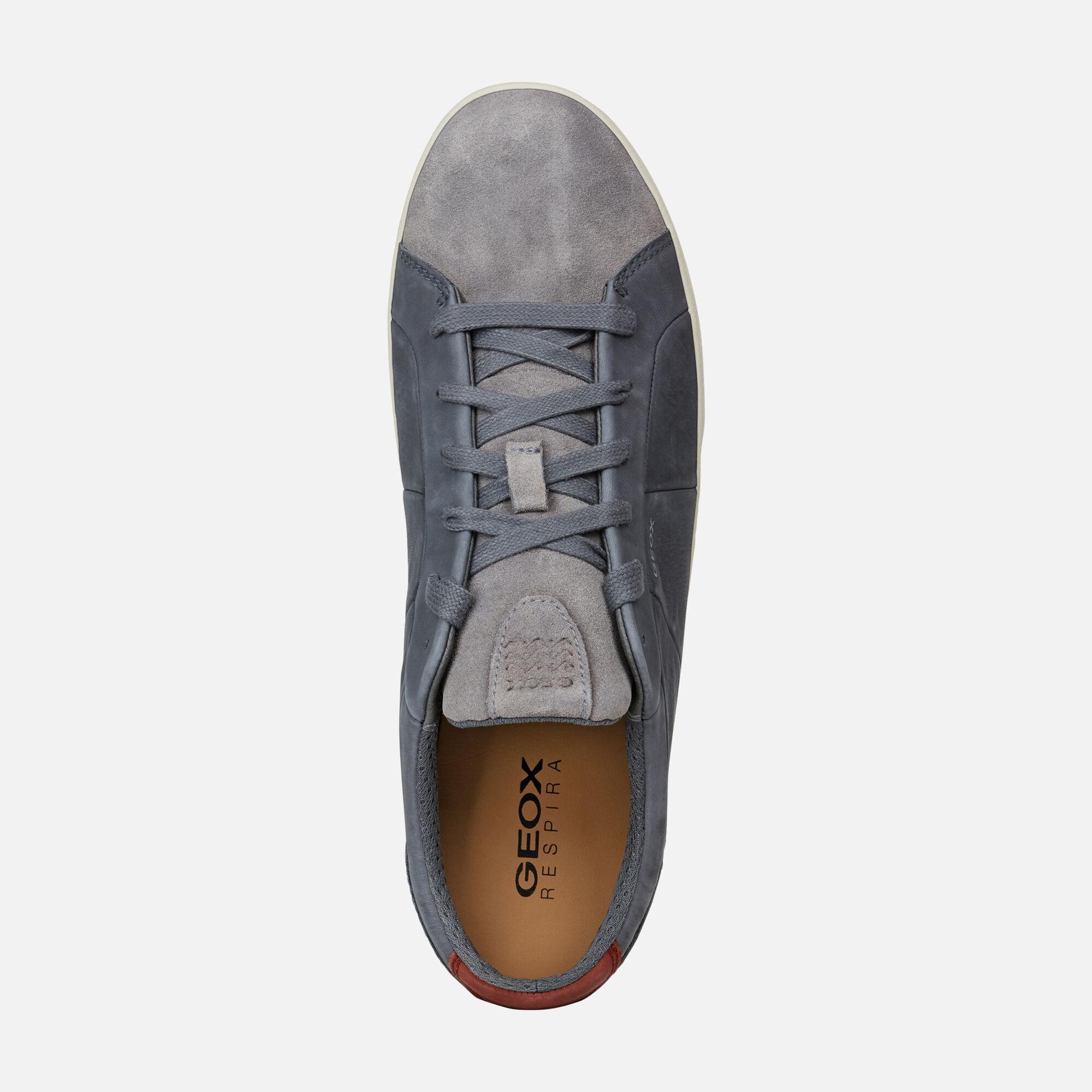 Geox uomo box color Grey stone