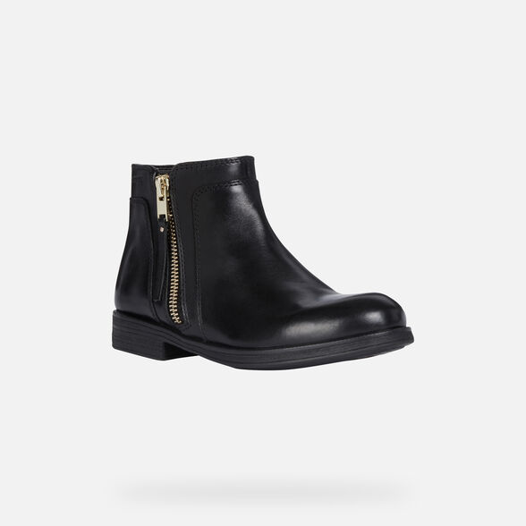 ANKLE BOOTS GIRL GEOX AGATA GIRL - 3