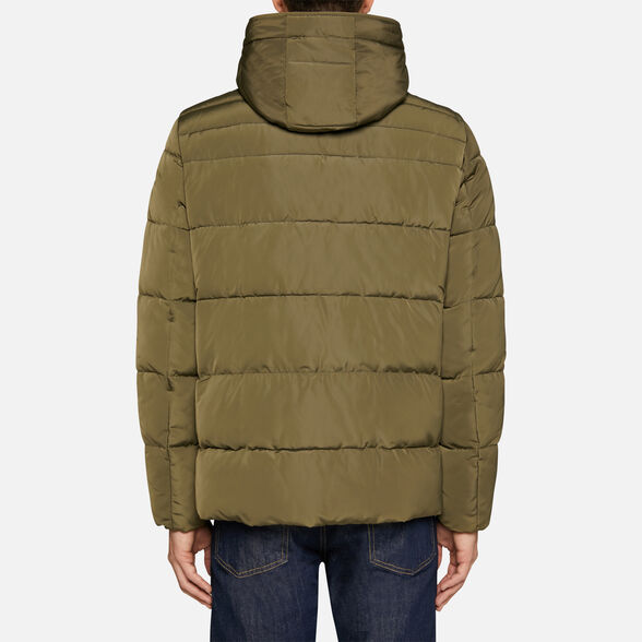 DOWN JACKETS MAN GEOX HILSTONE MAN - 6