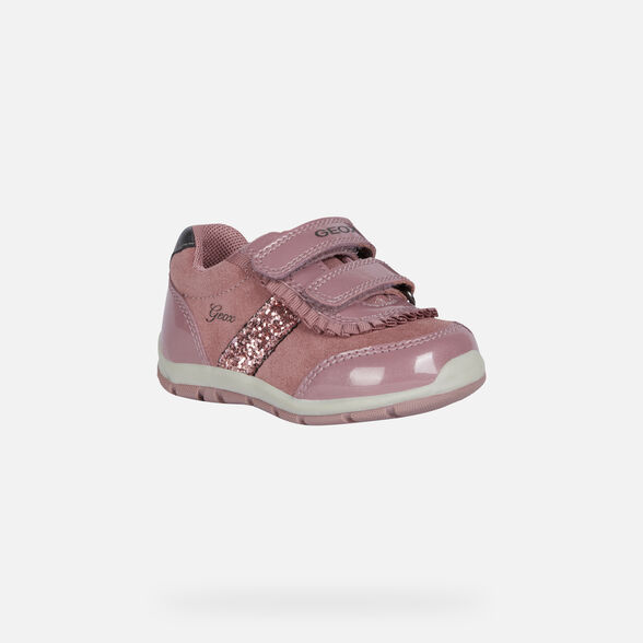 SNEAKERS BABY GEOX SHAAX BABY GIRL - 3