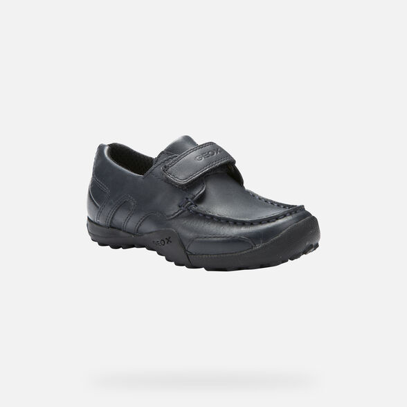 UNIFORM SHOES BOY GEOX SNAKE BOY - 4