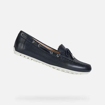 LOAFERS WOMAN GEOX LEELYAN WOMAN