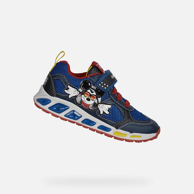 SNEAKERS BOY GEOX SHUTTLE BOY